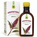 «Амарантовое» - масло льняное с экстрактом амаранта