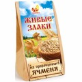 Каша  -  Живые злаки из пророщенного ячменя 300 гр
