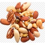 Орехи с сухофрукты