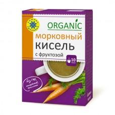 """Кисель с фруктозой """"Морковный"""", 150г"""