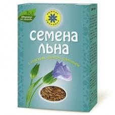 Семена льна с селеном, хромом, кремнием  200гр