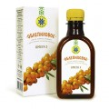 «Облепиховое» - масло льняное с экстрактом облепихи 200мл