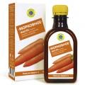«Морковное» - масло льняное с экстрактом моркови 200мл