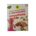 """Льняной крекер с овсяными отрубями """"имбирь"""" , 150 гр"""