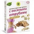 """Льняной крекер с овсяными отрубями """"Классический"""" , 150 гр"""
