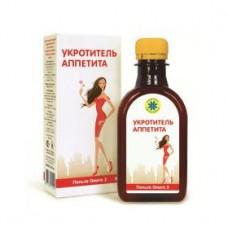 «Укротитель аппетита» - масло льняное с экстрактом зверобоя, лабазника, солодки, лимона