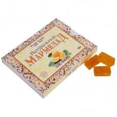 Натуральный мармелад с кусочками Апельсина, 160г