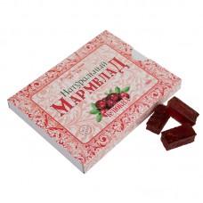 Натуральный мармелад с ягодами Клюквы, 160г